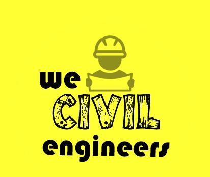 we civil engineers